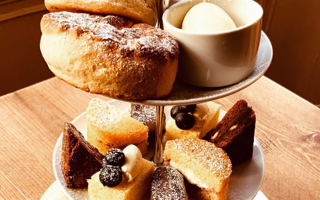 Our Famous Afternoon Teas